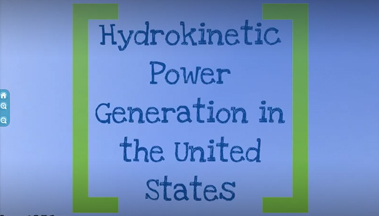 Future of Hydrokinetic